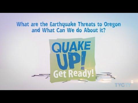 Oregon's Earthquake Threats