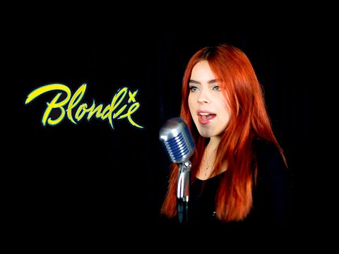 "Blondie  ""Heart of Glass"" Cover by Andreea Munteanu"