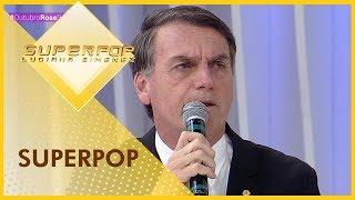 SuperPop com Presidente eleito Jair Bolsonaro - Completo 29/10/2018