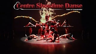 Gala 2016 Centre Showtime Danse Cergy
