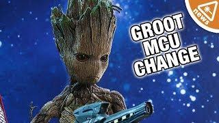 Video How Will Groot's New Change Affect the MCU? (Nerdist News w/ Jessica Chobot) MP3, 3GP, MP4, WEBM, AVI, FLV Juni 2018