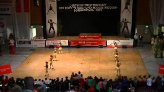 Funky Chicken - Deutsche Meisterschaft 2013