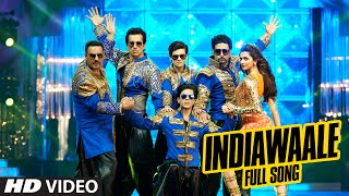 India Waale Full Video Song