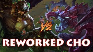 A match up you all kept asking me for. Definitely a lot stronger in lane from the last time I faced pre rework Cho'gath.If you would like to help the channel grow, please leave a like and comment and share the video with friends or your favorite online community /r/ (wishful thinking I know).For more content like this simply follow me on twitter (link down below) to be notified when I upload a new video. Or subscribe and click the notification bell icon!Outro Music: Pokemon HeartGold SoulSilver - Battle! Gym Leader & Elite Four MusicTwitter: https://twitter.com/Jay_Sea_ChannelJoin our Discord (I post important channel updates here): https://discord.gg/zNCnrmvTwitch Stream: https://www.twitch.tv/jayseastreamFacebook: https://www.facebook.com/JaySeaChannelOceania ServerPlay Together Account Add: YoutubeJaySea Main: JereySecondary Account: TheLilTeaPotLets learn how to climb the elo ladder toward Masters and Challenger. Tryndamere Builds. JaySea, Jay Sea.