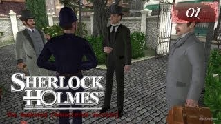 Sherlock Holmes (Video Games) - The Awakened [Remastered version] - Pt.1