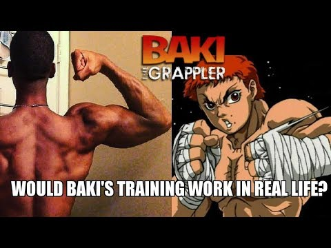 Would BAKI Hanma's Training Work In Real Life?