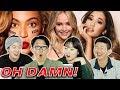 Koreans react to the HOTTEST female American celebrities [Korean Bros]