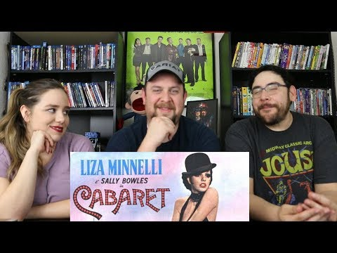 Better Late Than Never Ep 35 - Cabaret (1972) Trailer Reaction / Review