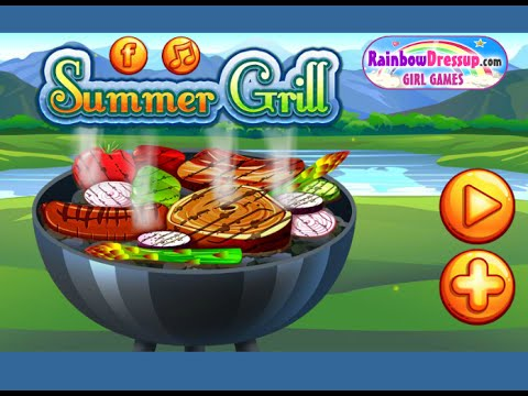 Boys Cooking Games - BBQ Cooking Games For Boys