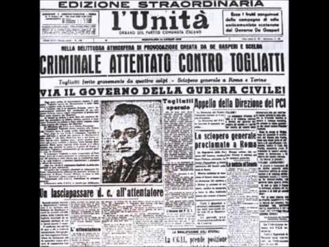 , title : 'Francesco de Gregori & Giovanna Marini - L'attentato a Togliatti (Anonimo)'