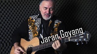 Video Jaran Goyang  -  fingerstyle guitar MP3, 3GP, MP4, WEBM, AVI, FLV Maret 2018