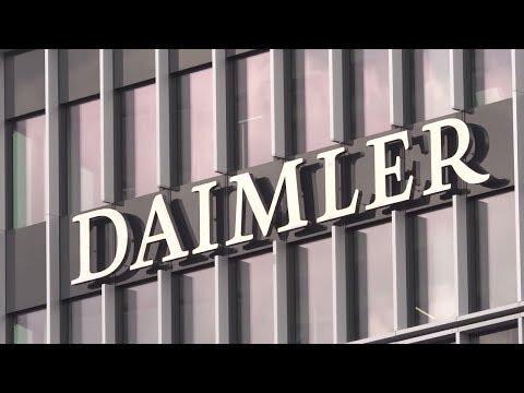 Schummel-Software: Daimler offenbar wieder beim Mogeln er ...
