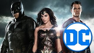 DC Films Under New Leadership After BvS Negative Response by Clevver Movies