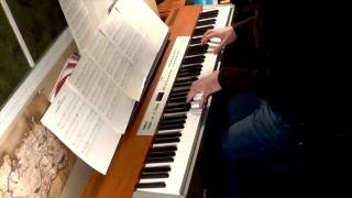 Gotye - Somebody That I Used to Know for Piano Solo HD