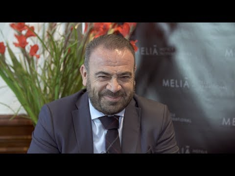 Interview with Gabriel Escarrer Jaume, CEO, Meliá Hotels International