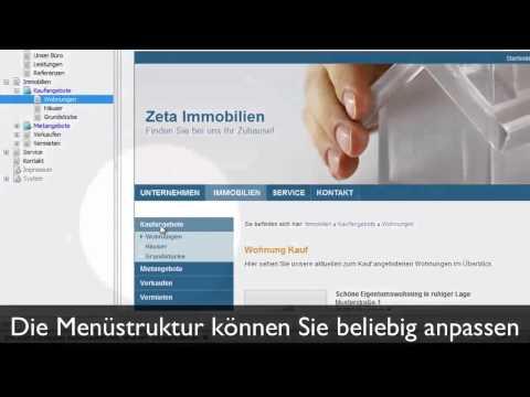 Kostenlose Website erstellen mit Zeta Producer Desktop CMS.mp4