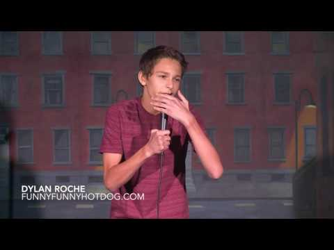 14 Year Old Stand Up Comedian