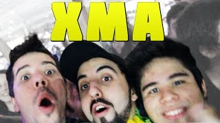 YOUTUBERS NA XMA (ft TODO MUNDO)