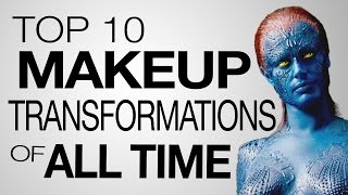 Video Top 10 Makeup Transformations of All Time MP3, 3GP, MP4, WEBM, AVI, FLV Juni 2018