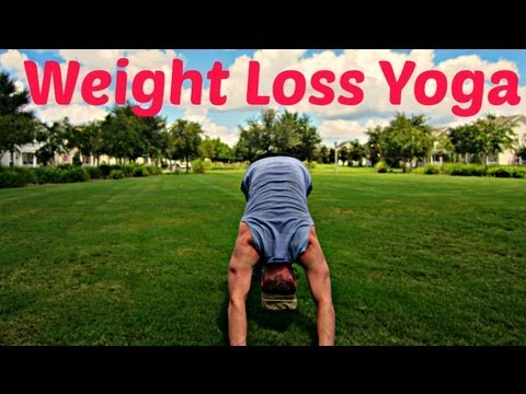 Yoga for Weight Loss – 10 min Fat Burning Workout