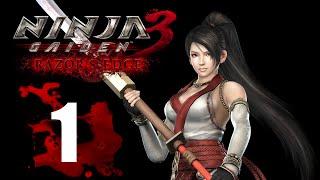 Video Ninja Gaiden 3: Razor's Edge  Day 1: Momiji MP3, 3GP, MP4, WEBM, AVI, FLV Desember 2018