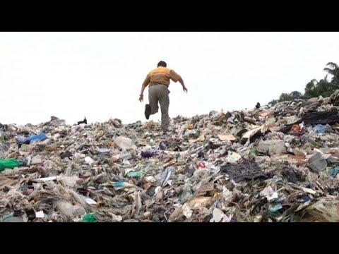 Philippinen: Krieg um Plastikmüll - Abfälle nach Kana ...