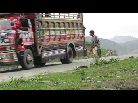 Vlog 13: My Motherland (Pakistan) By Lord Aleem (Kaghan Valley)