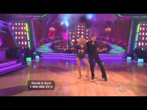 DWTS Season 11 Dances (4) - Takin' Back My Love