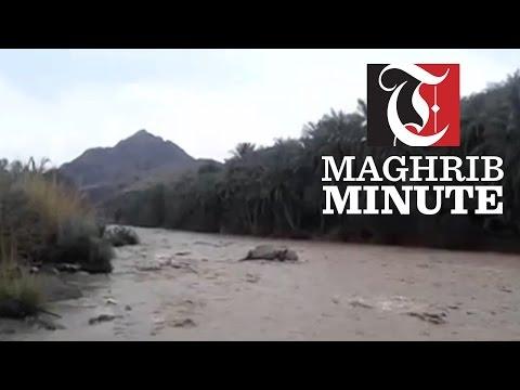 Oman weather: Heavy rain hits Shinas