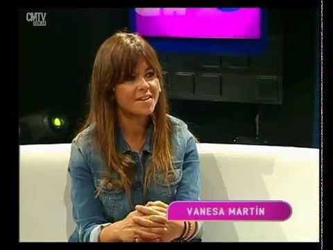 Vanesa Martín video Entrevista Estudio CM - Agosto 2015