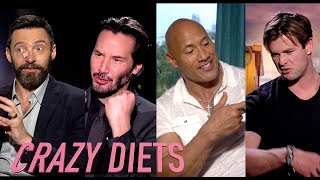 Video Celebrity Body Transformations ★ Insane Diets & Fitness plans ★ Pain and Gain (STARS REVEAL) MP3, 3GP, MP4, WEBM, AVI, FLV Juni 2019