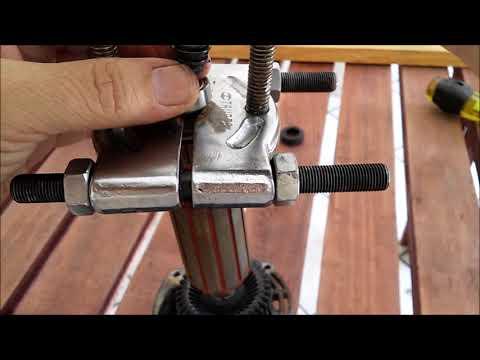 Herramientas y Equipos -- Como Usar un Extractor de Baleros y Poleas