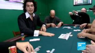 Online Poker Players Discover New Sensation