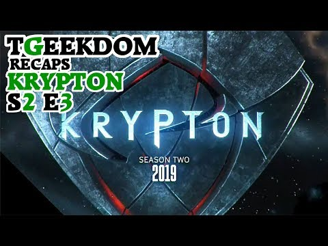 Krypton Season 2 Episode 3 Recap