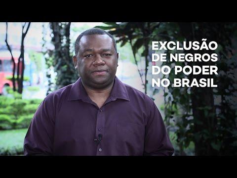 Presidente do Tucanafro fala sobre a exclusão dos negros do poder no Brasil