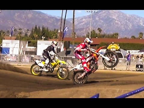 James Stewart vs Ryan Dungey Red Bull Straight Rhythm
