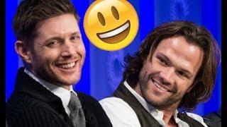 Video Supernatural Cast - Funny Moments (Best 2018★) MP3, 3GP, MP4, WEBM, AVI, FLV November 2018