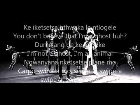 Riky Rick x Cassper Nyovest x Anatii   FUSEG Lyrics