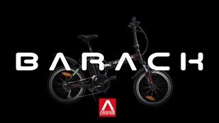 Agogs BARACK - the fastest foldable e-bike