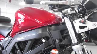 4. 2007 SUZUKI SV 650 S @ iMotorsports 9876