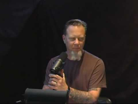 James Hetfield Singing That Was Just Your Life