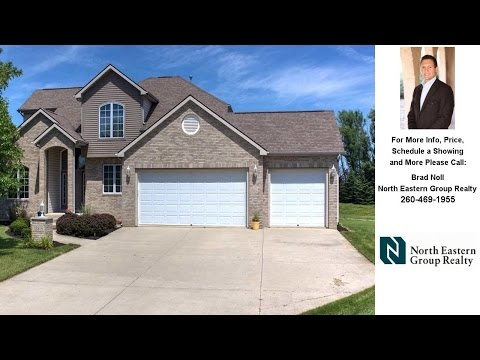 Fort Wayne Homes for Sale: 12218 Chesterbrook, Fort Wayne, IN REAL ESTATE VIDEO