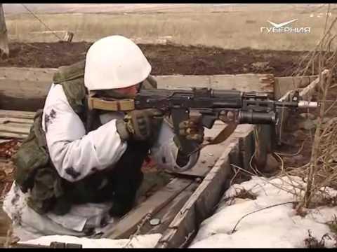 В Рощинском по тревоге подняли бригаду миротворцев ЦВО (видео)