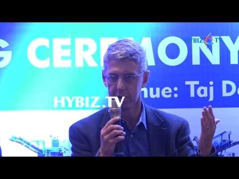 , Len J Brand-Puzzolana MoU with Tata International