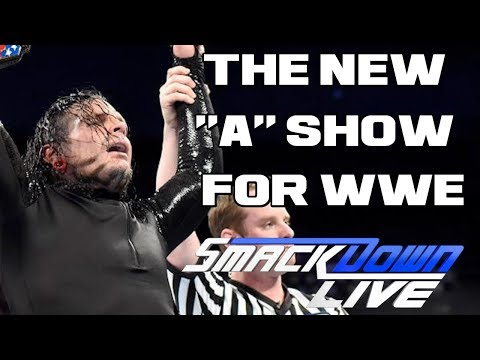 WWE Smackdown Live 4/17/18 Full Show Review & Results: SMACKDOWN IS THE NEW