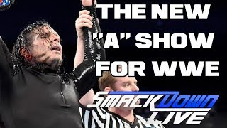 """Nonton WWE Smackdown Live 4/17/18 Full Show Review & Results: SMACKDOWN IS THE NEW """"A"""" SHOW FOR WWE Film Subtitle Indonesia Streaming Movie Download"""