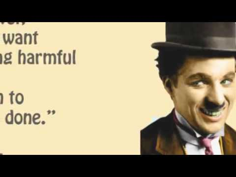 CHARLIE CHAPLIN QUOTES 1