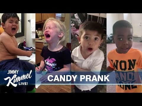 Youtube Challenge - I Told My Kids I Ate All Their Halloween Candy 2019