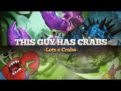 Twitch - This Guy Has Crabs.