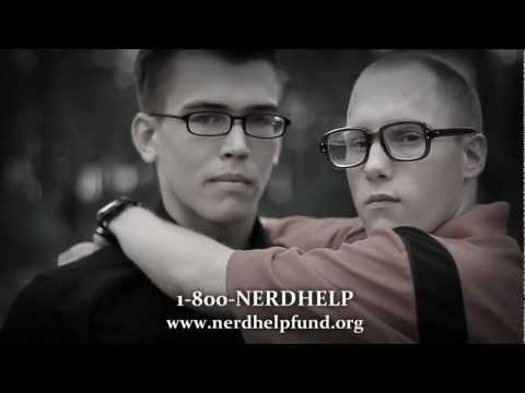 religious people are nerds - Can you find it within your heart to help these poor underprivileged children. By just watching this commercial you've opened the first door on the path to n...